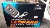 Автосигнализация leopard lr 433. Фото 1.
