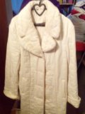 Пальто молодежное. Фото 1.