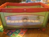 Манеж-кровать. Фото 2.