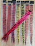 Цветные пряди. Фото 2.