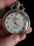 Антикварные часы crystal water proof. Фото 2.