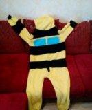 Кигуруми пежама пчела. Фото 2.