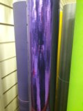 Плёнка хром фиолетовый. Фото 3.