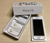Iphone 5s/ 16gb / gold отличное состояние. Фото 1.