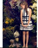 Платье нарядное шелк/хлопок. Фото 2.