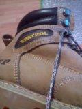 Ботинки зимние мужские. Фото 1.