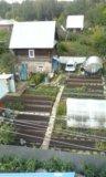 Сад ,с баней. 10км от города. Фото 1.