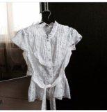 Блузка лёгкая. Фото 1.