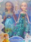 Набор кукол. Фото 1.