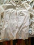 Рубашка белая. Фото 1.