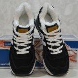 Зимние кроссовки new balance, 36-40 размеры. Фото 2.