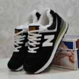 Зимние кроссовки new balance, 36-40 размеры. Фото 1.