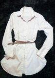 Платье - рубашка. Фото 1.