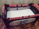 Кровать-манеж. Фото 1.