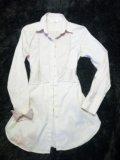 Платье - рубашка. Фото 2.