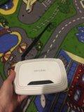 Wi-fi роутер tp-link. Фото 1.