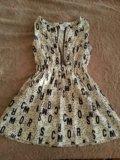 Летнее платье. Фото 2.