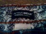 Женские прямые джинсы высокая талия р-р 46. Фото 3.
