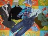 Пакетом одежда с 1 г до 2-3 лет. Фото 1.