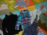 Пакетом одежда с 1 г до 2-3 лет. Фото 3.