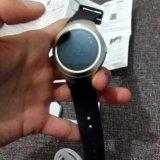 Смарт часы реплика samsung gear s2 smartwatch l6s. Фото 2.