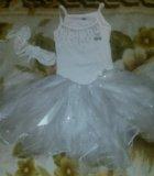 Костюм балерины. Фото 1.