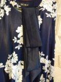 Платье атласное длинное 50.52. Фото 2.