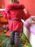 Зимний костюм 104 новый. Фото 4.