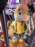 Заяц - рюкзак  🎒. Фото 4.