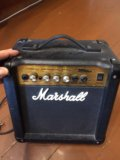 Marshall 10cd series. Фото 1.