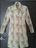 Пальто демисезонное. Фото 2.