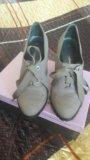 Туфли демисезонные carlo pazolini. Фото 2.