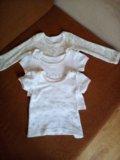 Детские футболки сумма за все 3 шт. Фото 1.