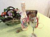 Новогодний декупаж. Фото 2.