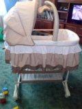 Кровать люлька. Фото 2.