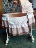 Кровать люлька. Фото 4.