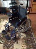 Инвалидная коляска. Фото 1.