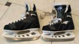 Коньки хоккейные 36 размер. Фото 1.
