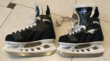 Коньки хоккейные 36 размер. Фото 4.