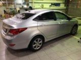 Hyundai solaris. Фото 2.
