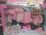 Пупс-кукла baby toby(baby born) с одеждой и аксесу. Фото 1.