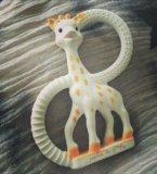 Прорезыватель жирафик софи vulli. Фото 2.
