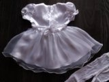 Платье нарядное + колготки новое. Фото 3.