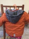Курточка б/у 80 размер. Фото 1.