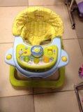 Ходунки baby care. Фото 1.
