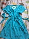 Легкое платье. Фото 2.