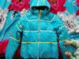 Куртка от лыжного костюма. Фото 1.