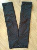 Зимние штаны на синтипоне. Фото 2.