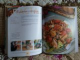 Книга с рецептами итальянской пасты. Фото 2.
