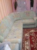 Диван угловой и кресло. Фото 4.